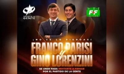 Franco Parisi y Gino Lorenzini -720x365