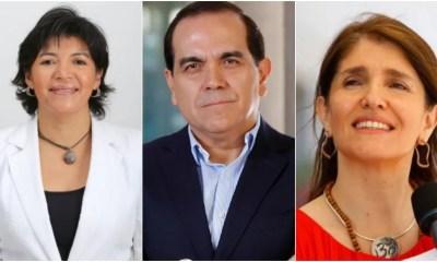 Candidatos Unidad Constituyente