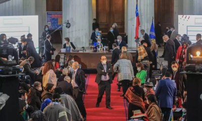 Foto_-_eleccion_de_vicepresidente_ Convención Constitucional