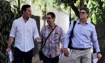Juan Carlos Cruz, James Hamilton y José Andrés Murillo víctimas de Fernando Karadima 1191A