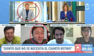 Julio César Rodríguez vs Tomás Fuentes AHHA091A