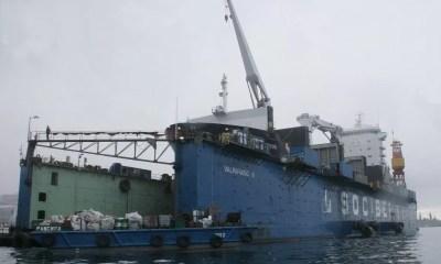 trabajo marítimo AAV