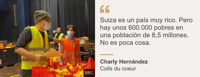 Cita Charly Hernández