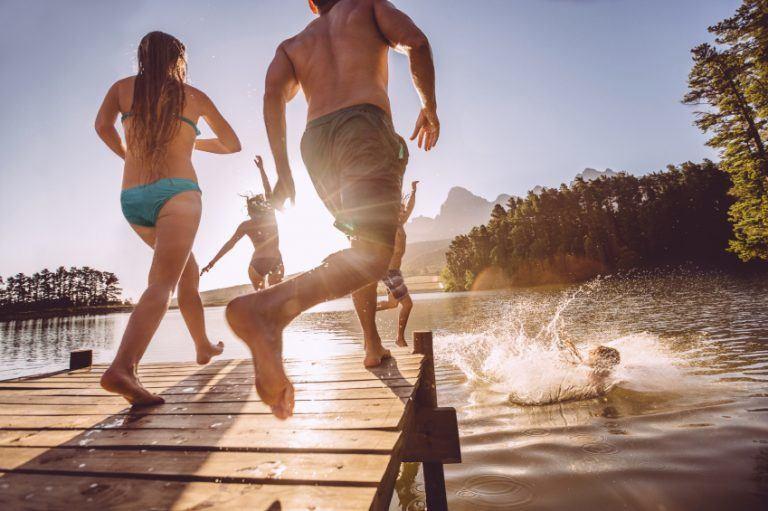 21 gratis, divertido y saludables actividades al aire libre probar este fin de semana