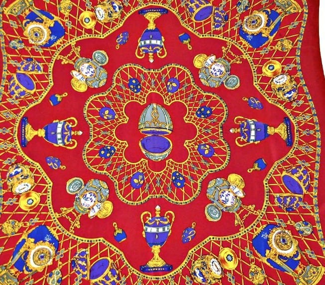 The Art Of Silk How To Spot A Fake Hermes Scarf And More