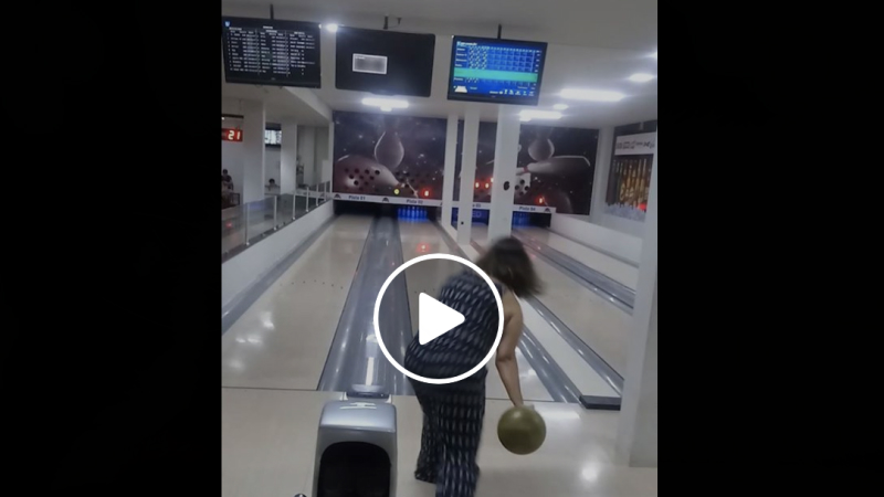 El Bowling no es para todos