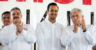 El candidato de Morena, PT y PES saldrá por encuesta