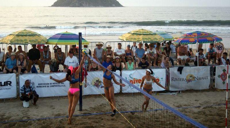 Guayabitos, la capital del Voleibol de Playa recibirá Torneo Nacional