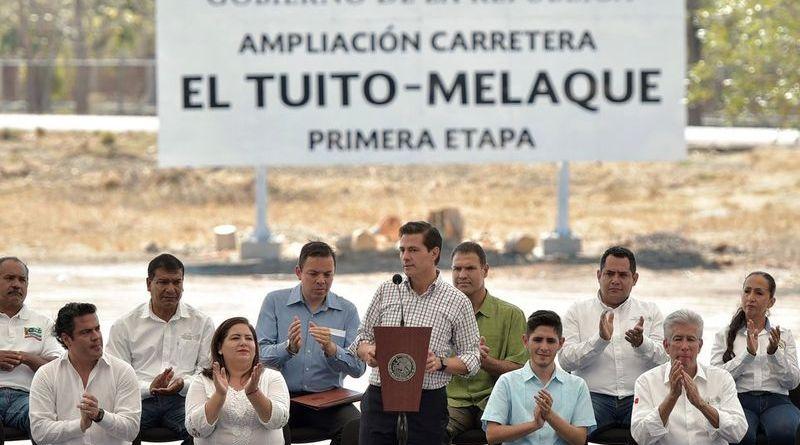 Tiempo de Viaje a Vallarta se Reducirá a la Mitad: Enrique Peña Nieto