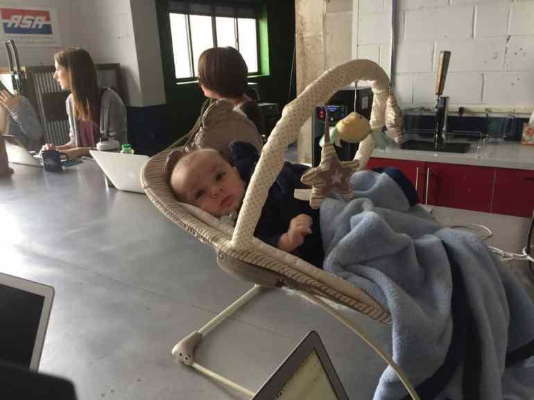 Babies at Work Program