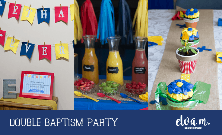 Double Baptism Party