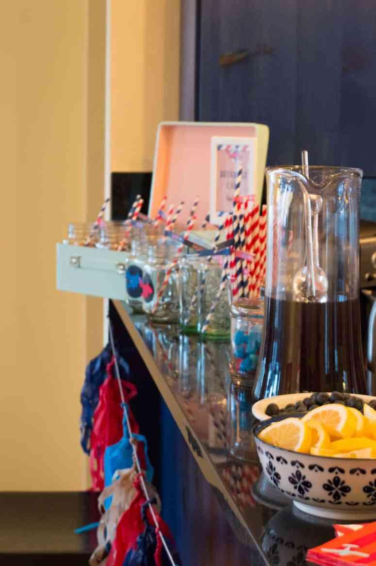 Baby BOYage Beverage Bar
