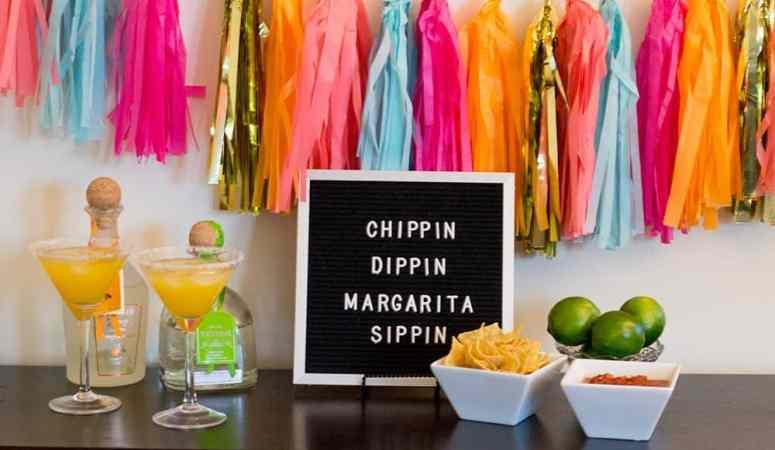 Chippin, Dippin, Margarita Sippin