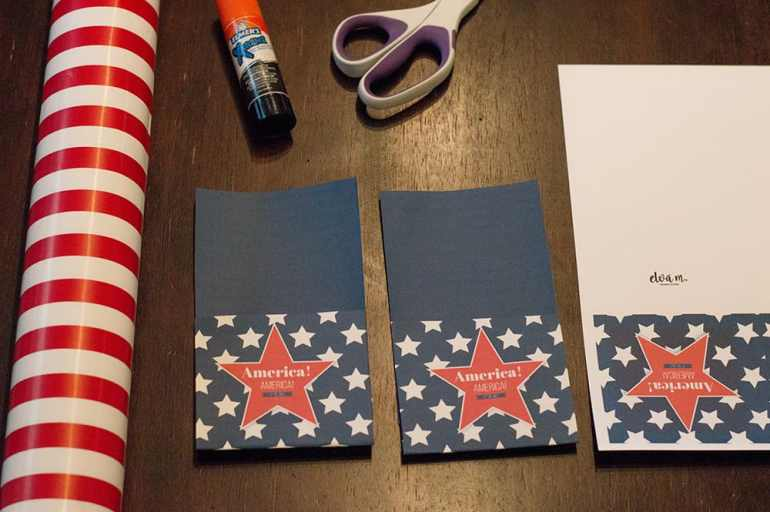 4th of July Table Supplies