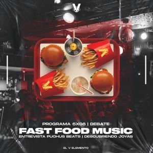 Fast food music el v elemento