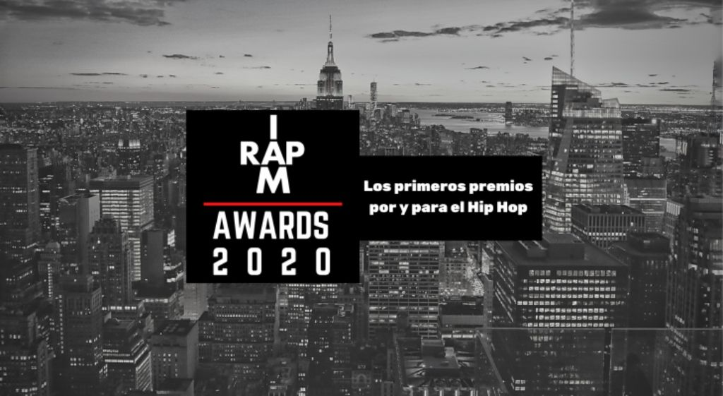 premios i am rap