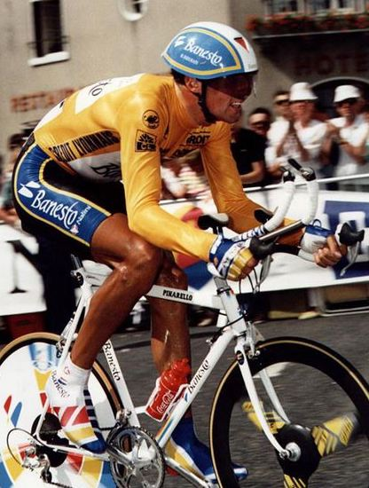Indurain Tour de 1992
