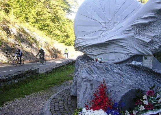 Fabio casartelli memorial el velodromo