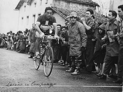 Loroño en la Vuelta a España