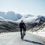 La historia de Walter Hamilton, el ciclista total