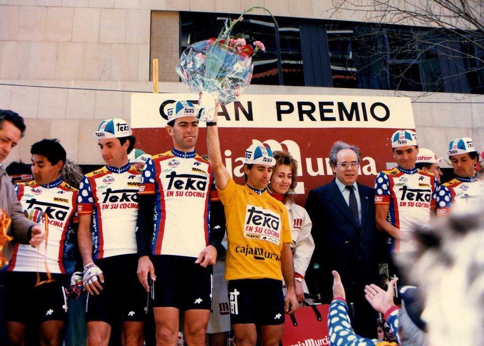 Vuelta a Murcia JoanSeguidor