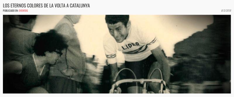 Volta a Catalunya Gobik JoanSeguidor