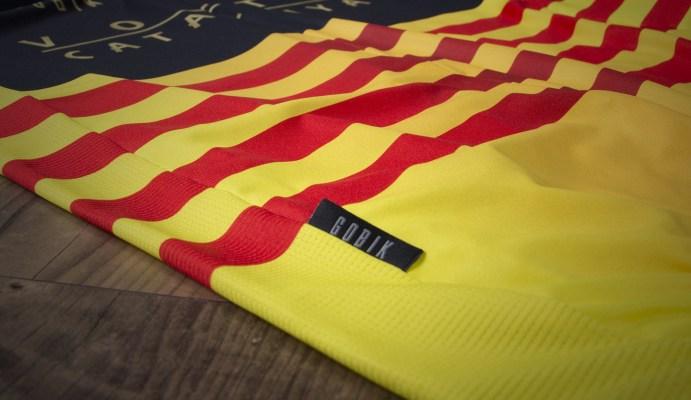 Gobik maillot catalan Volta Catalunya JoanSeguidor