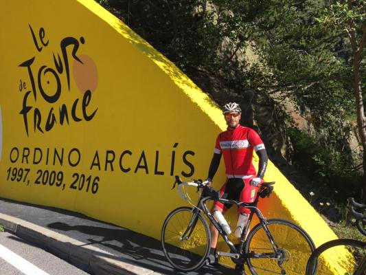 Anillo Arcalis - Tour de Francia JoanSeguidor