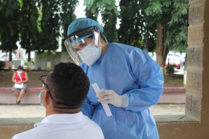 Panamá suma 689 nuevos casos de COVID-19; 20 defunciones