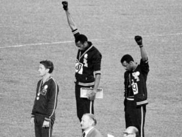 blackpower 1968 olimpicos