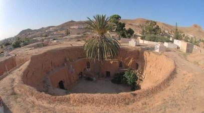 26.2 La arquitectura vernacular de las casas trogloditas de Matmata (1)