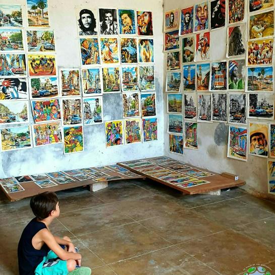 trinidad arte cuba