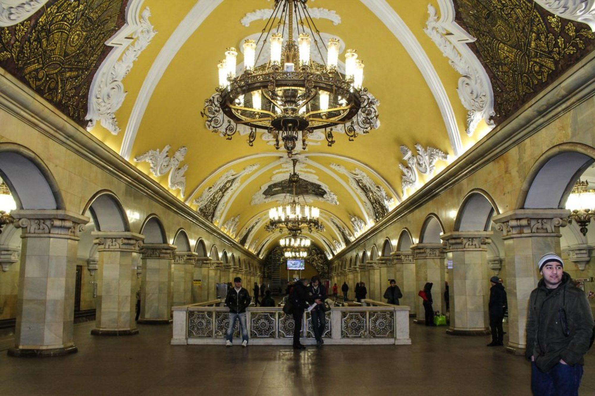Metro de Moscú-14