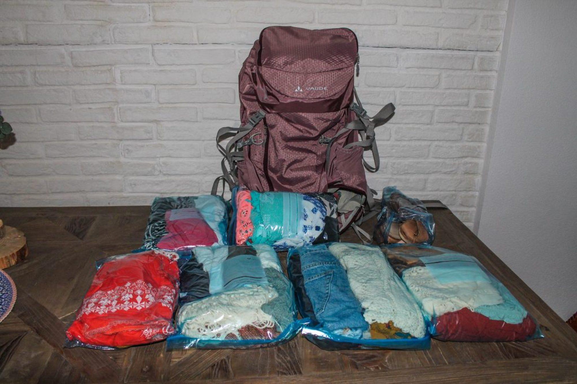 Cómo hacer tu mochila de viaje-3