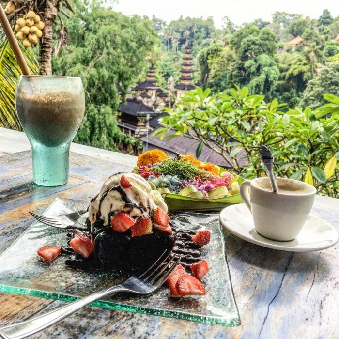 Donde comer en Bali