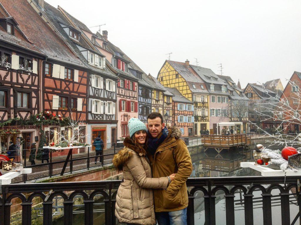 Nuestra ruta por Alsacia en Navidad