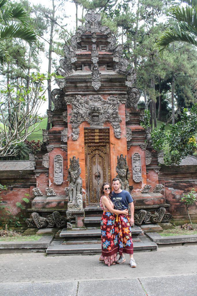 Bali con conductor - Día 1-30