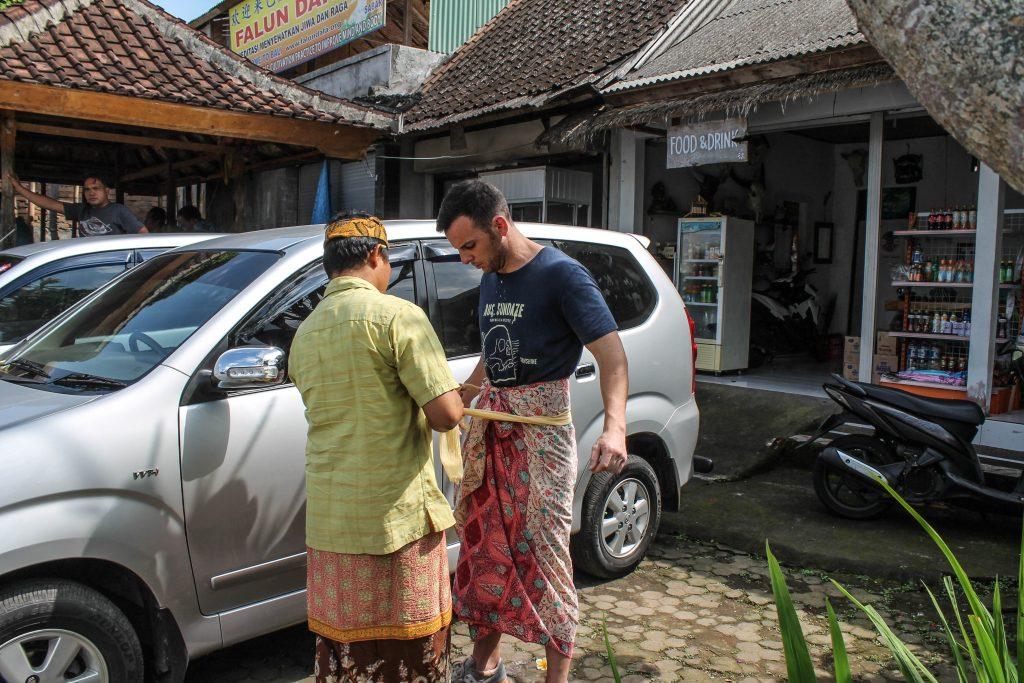Bali con conductor - Día 1-31