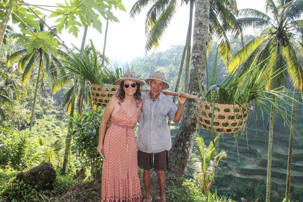Bali con conductor - Día 1-4
