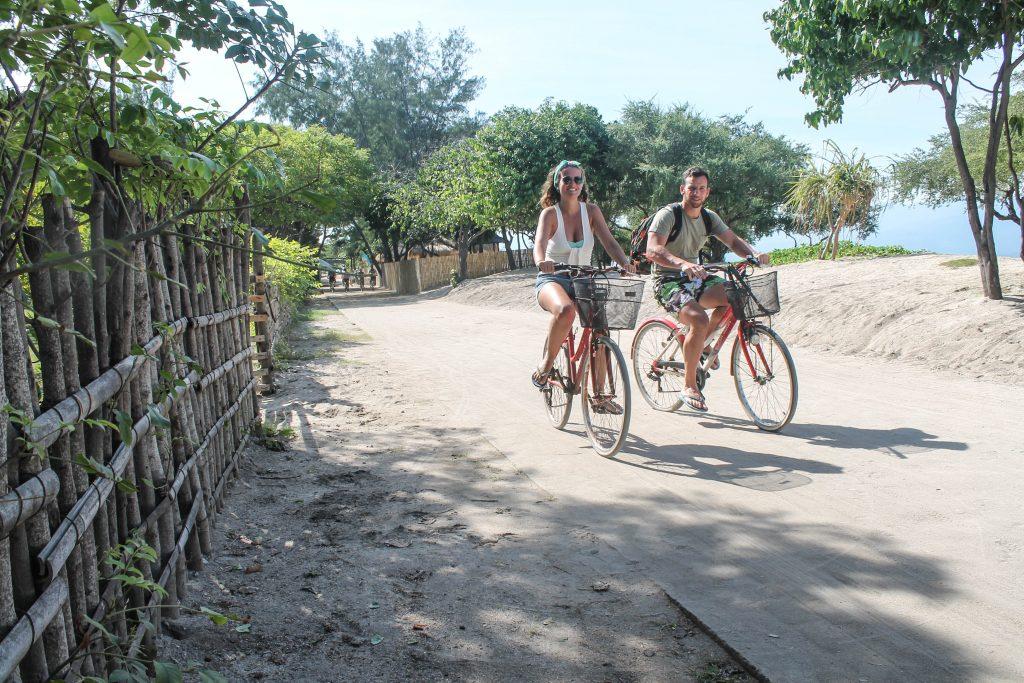 Gili Trawangan en bicicleta-5