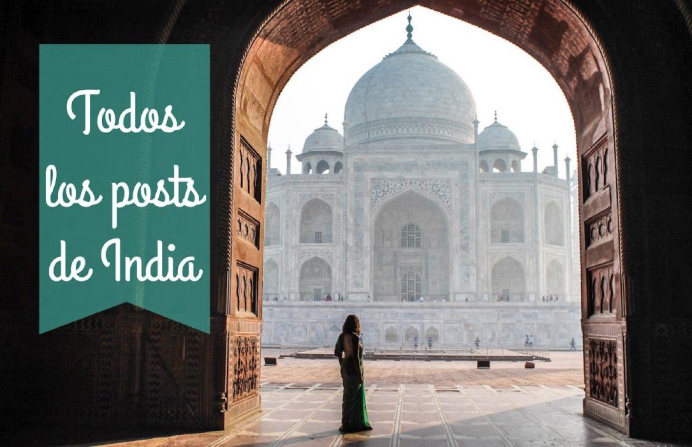 Preparativos de viaje a la India