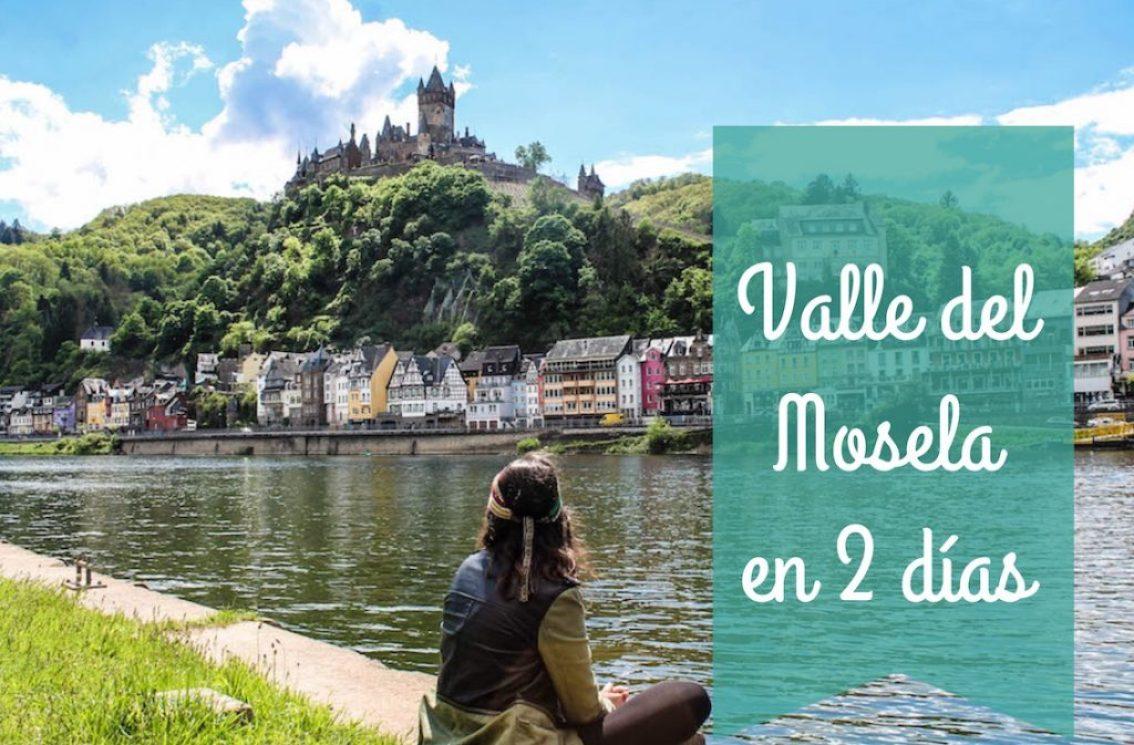 Valle del Mosela en 2 días