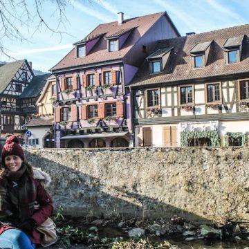 Pueblos de la Alsacia