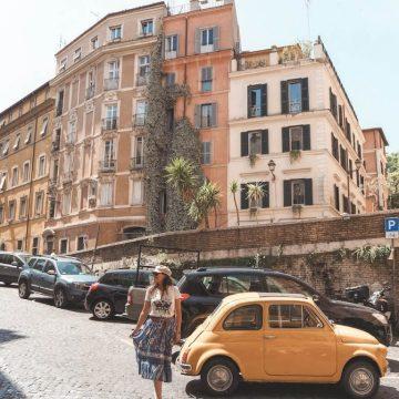 Donde alojarse en Roma