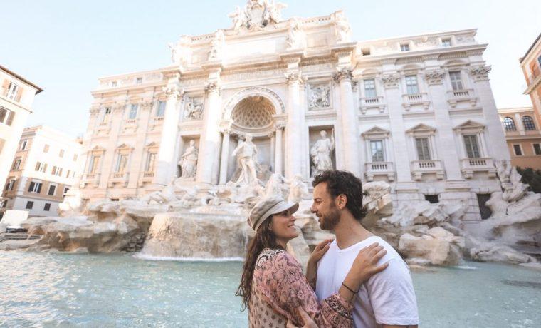 Roma en seis días