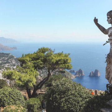 Donde alojarse en Capri