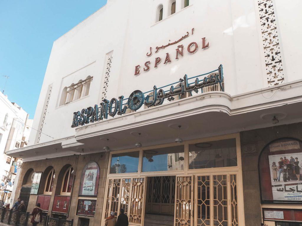 Cine Español en Tetuán