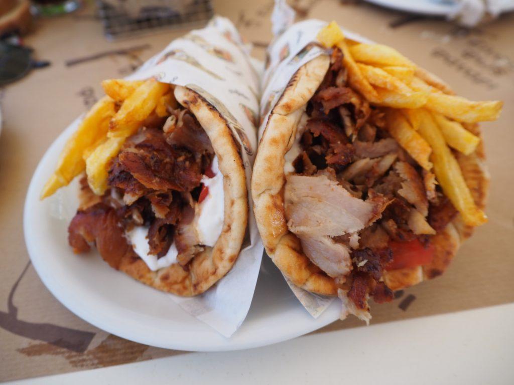 Donde comer en Koufonisia