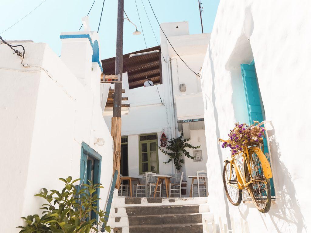 Guía de viaje a Naxos en 3 días