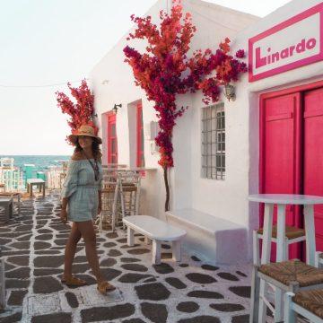 Ruta de viaje a Grecia en 17 días